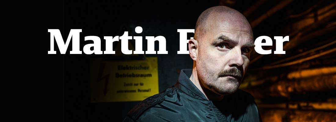 Feature - Martin Eyerer