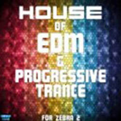 House of EDM & Progressive Trance soundset cover