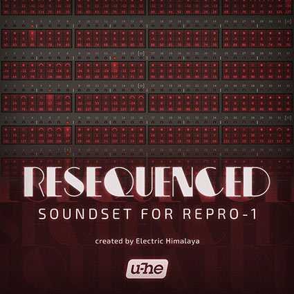 u-he repro resequenced soundset thumbnail